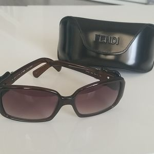 Fendi Belt Buckle Sunglasses